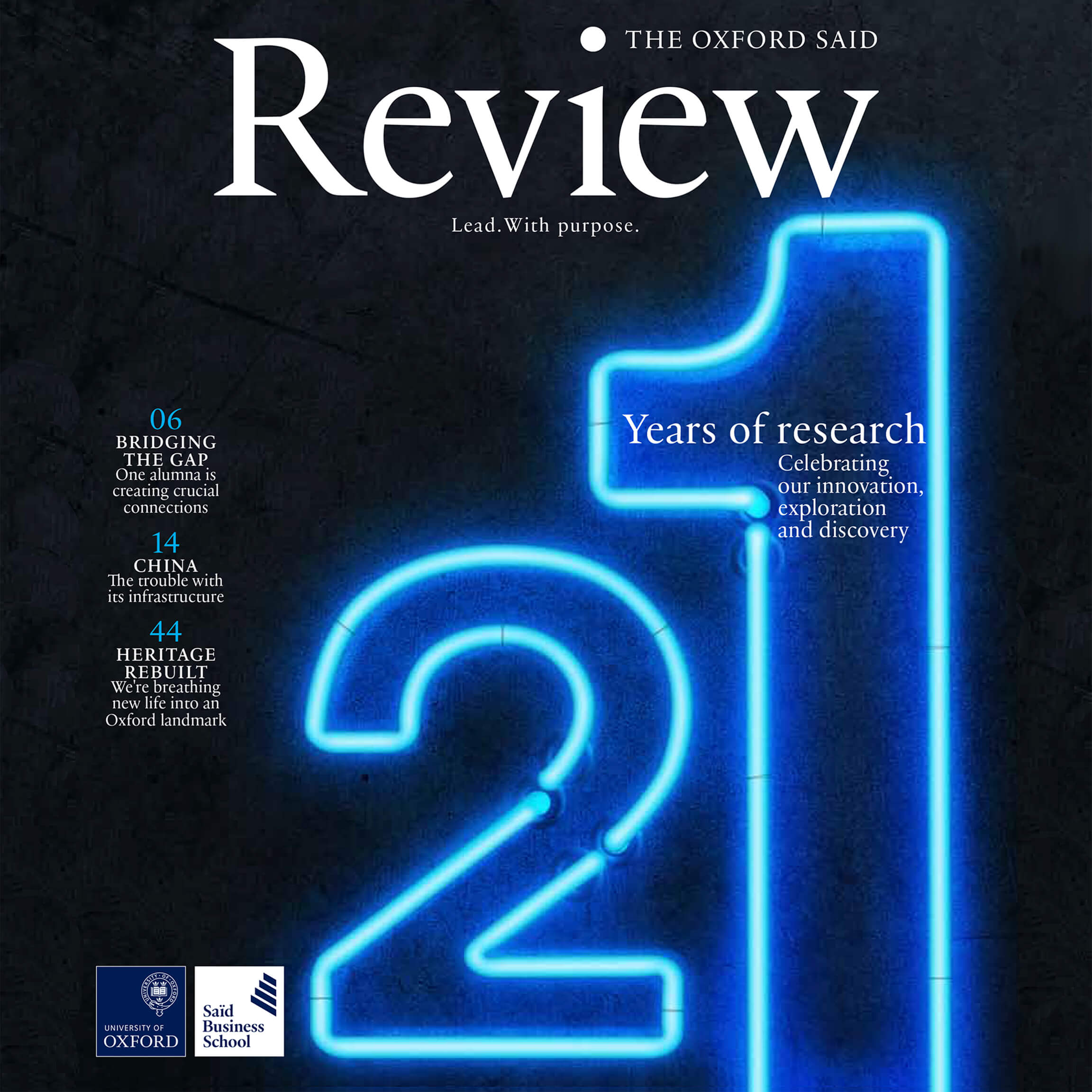 Annual Review cover 2017