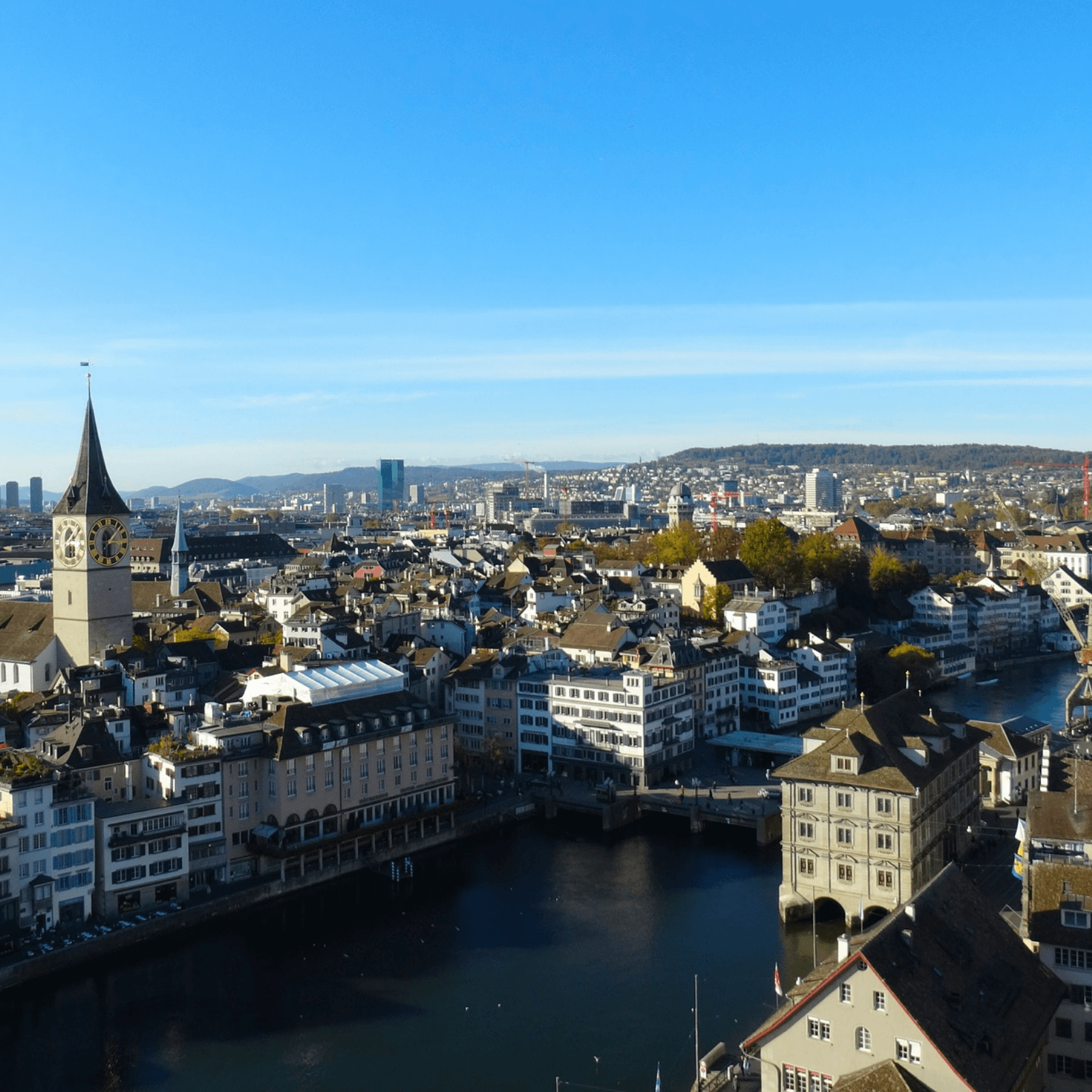 MBA and Executive Degree Programmes event in Zurich