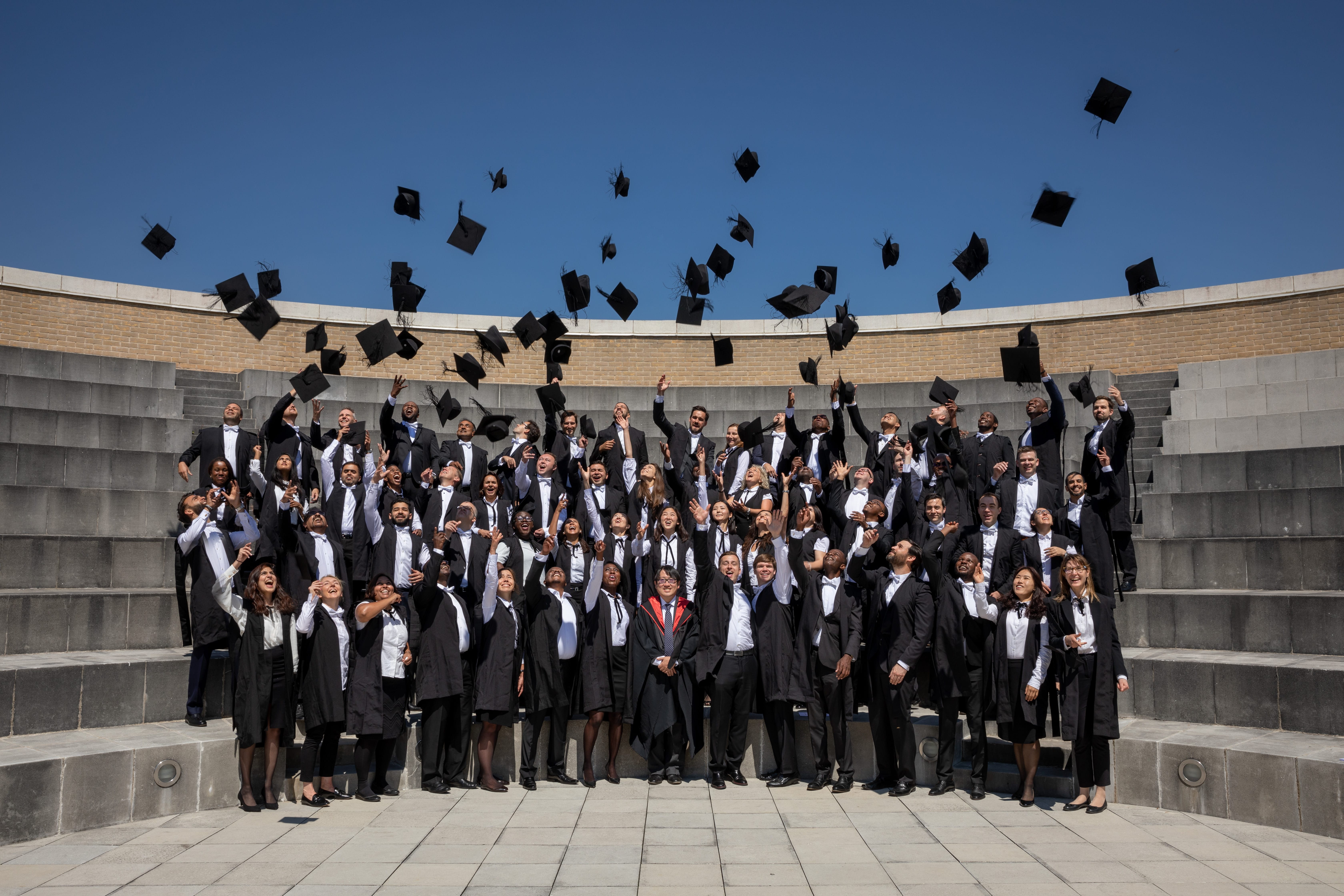 Diploma in Financial Strategy graduation