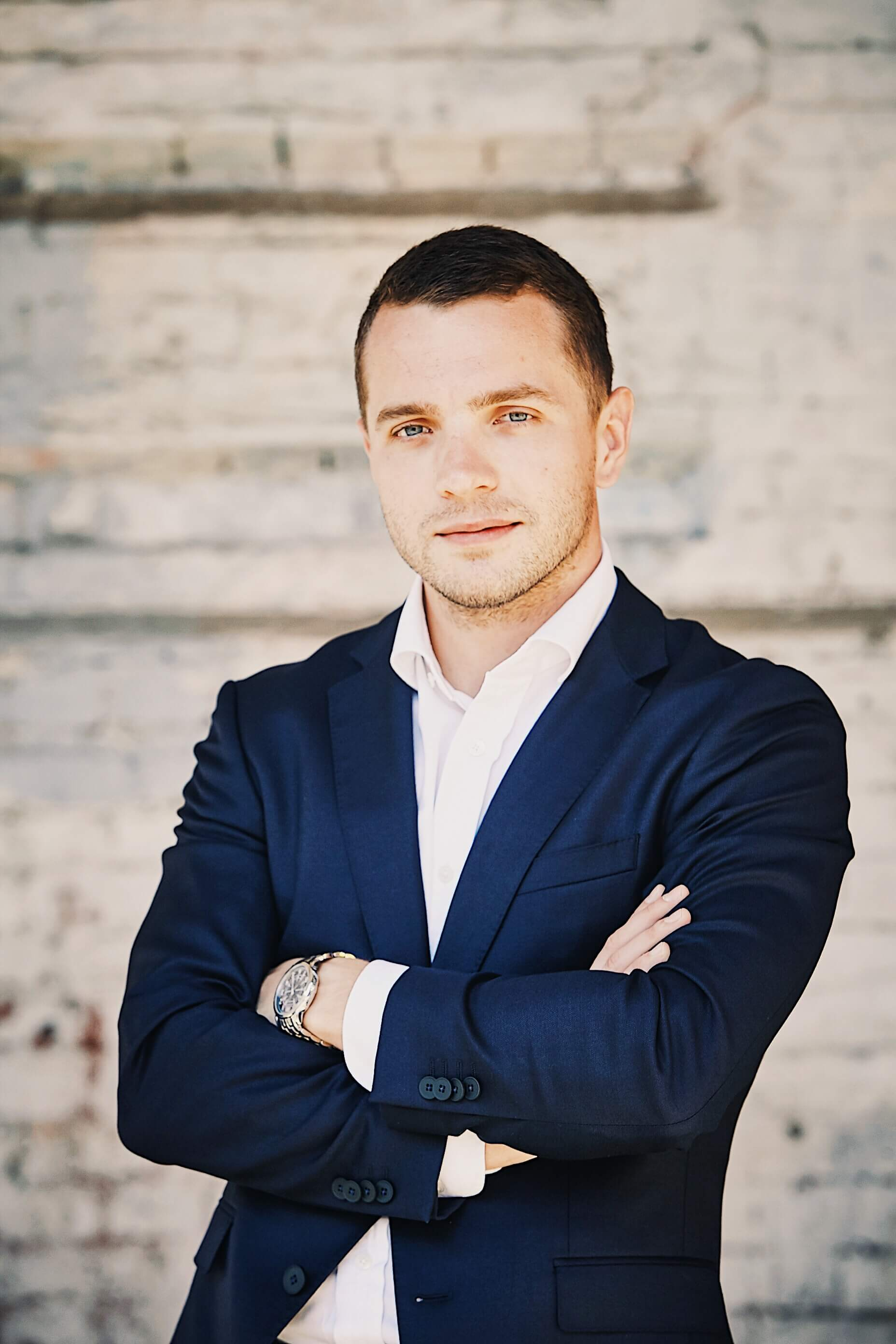 Dmitry, Oxford MBA Student