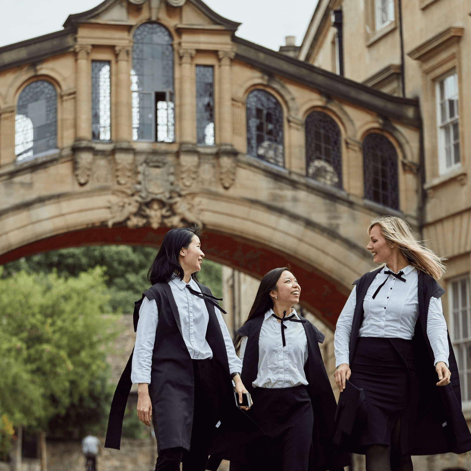 MBA students in Oxford