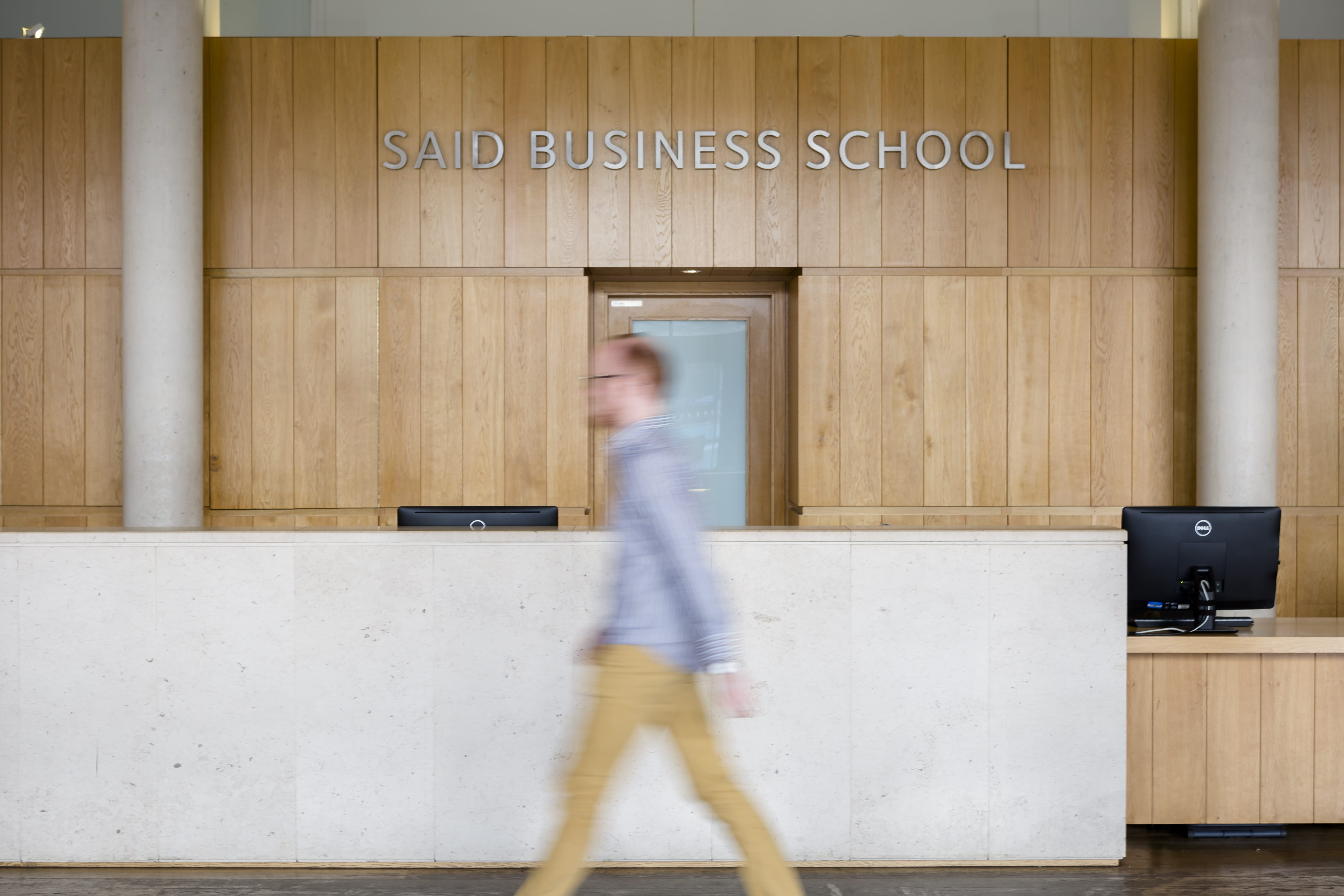 Said Business School reception