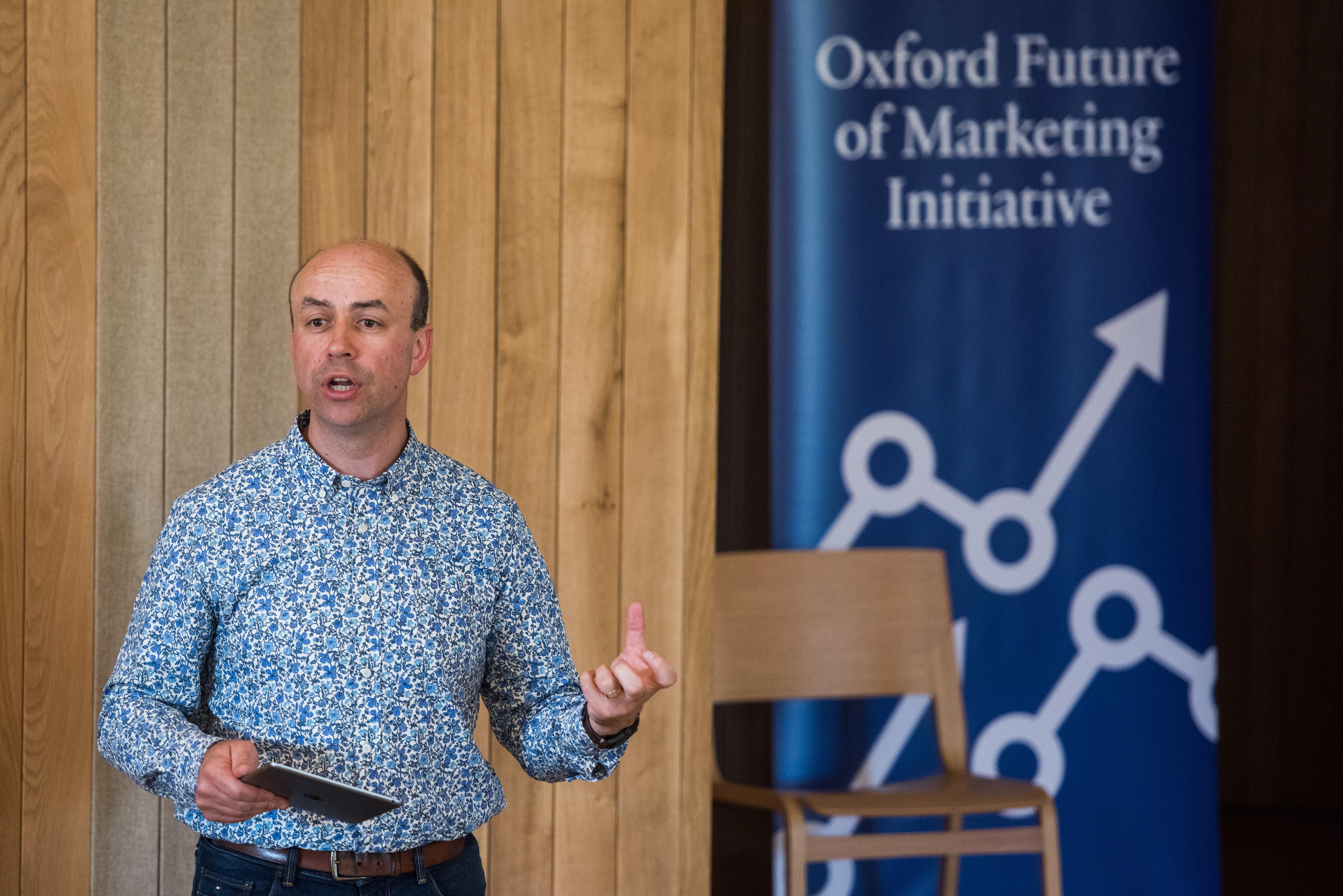 The Oxford Future of Marketing Initiative