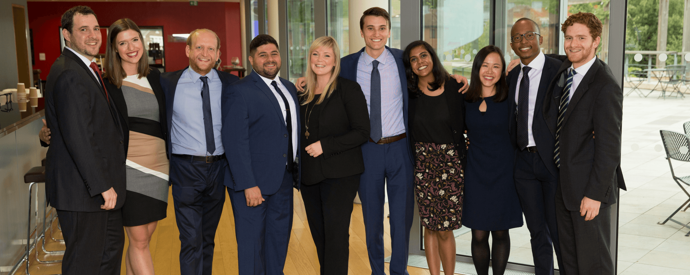 Pershing Square class of 2017-19 1+1 MBA Students