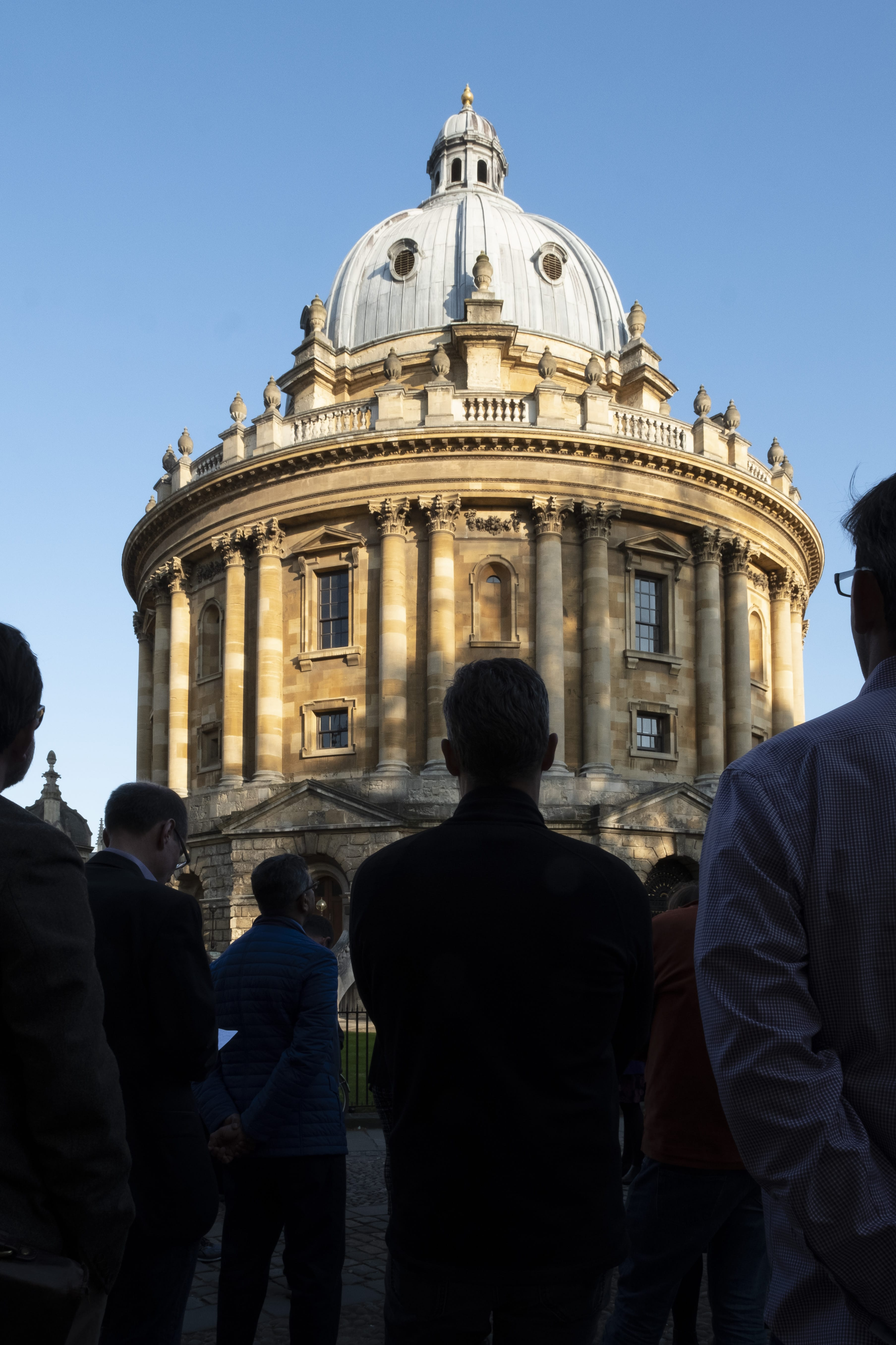 Studying at Oxford