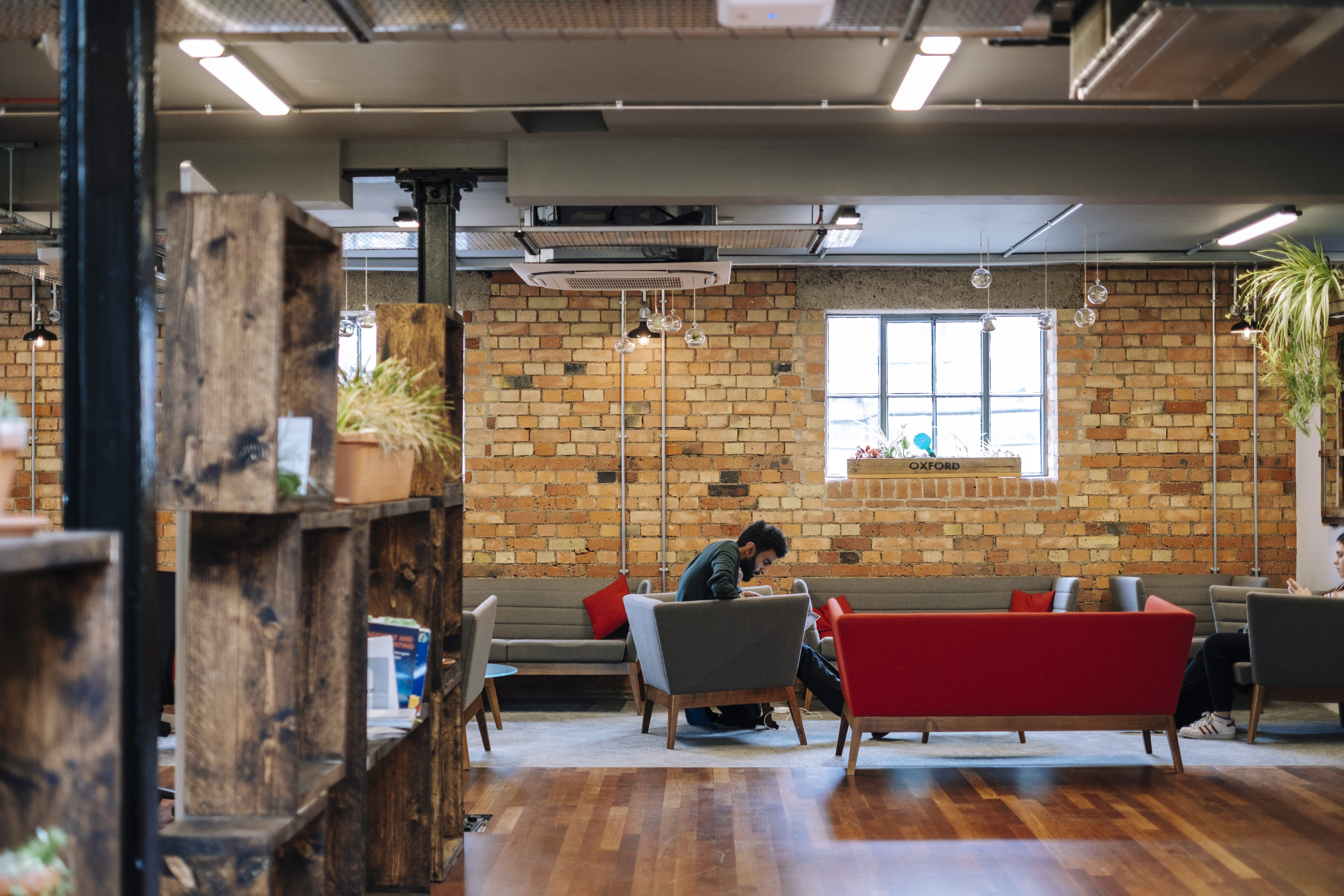 Oxford Foundry - Accelerator Space