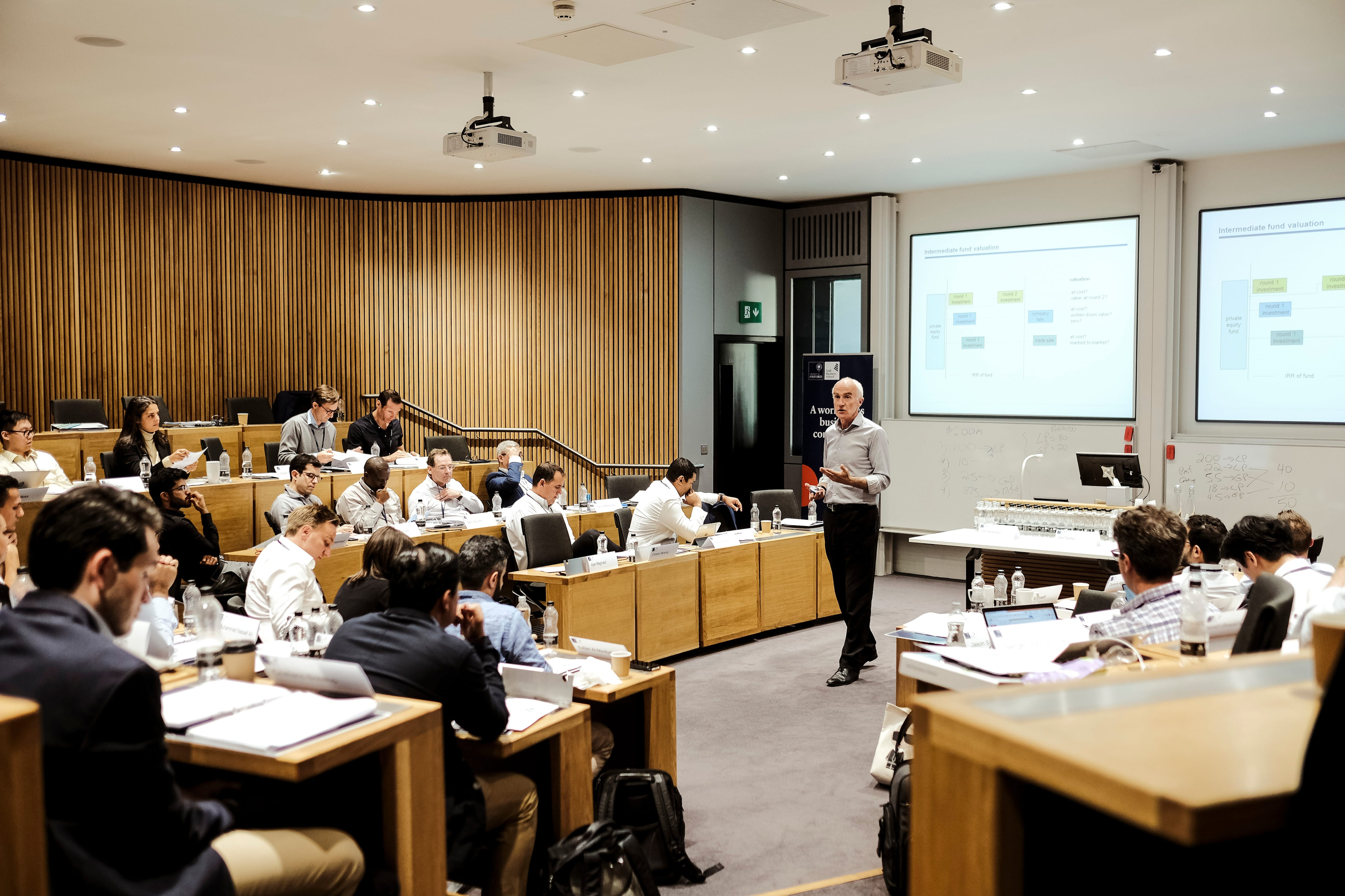 EMBA sample lecture