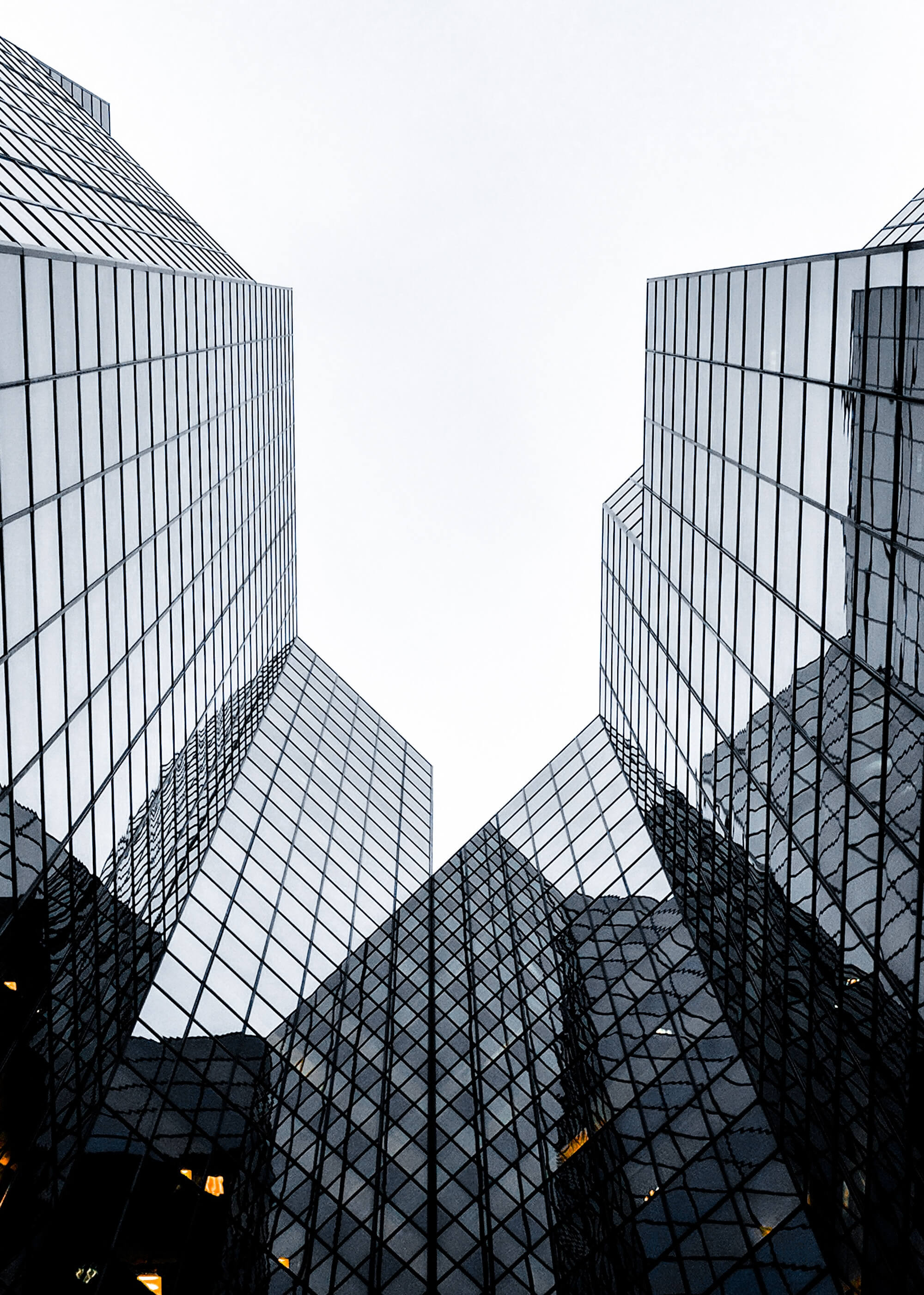 Image of tall buildings