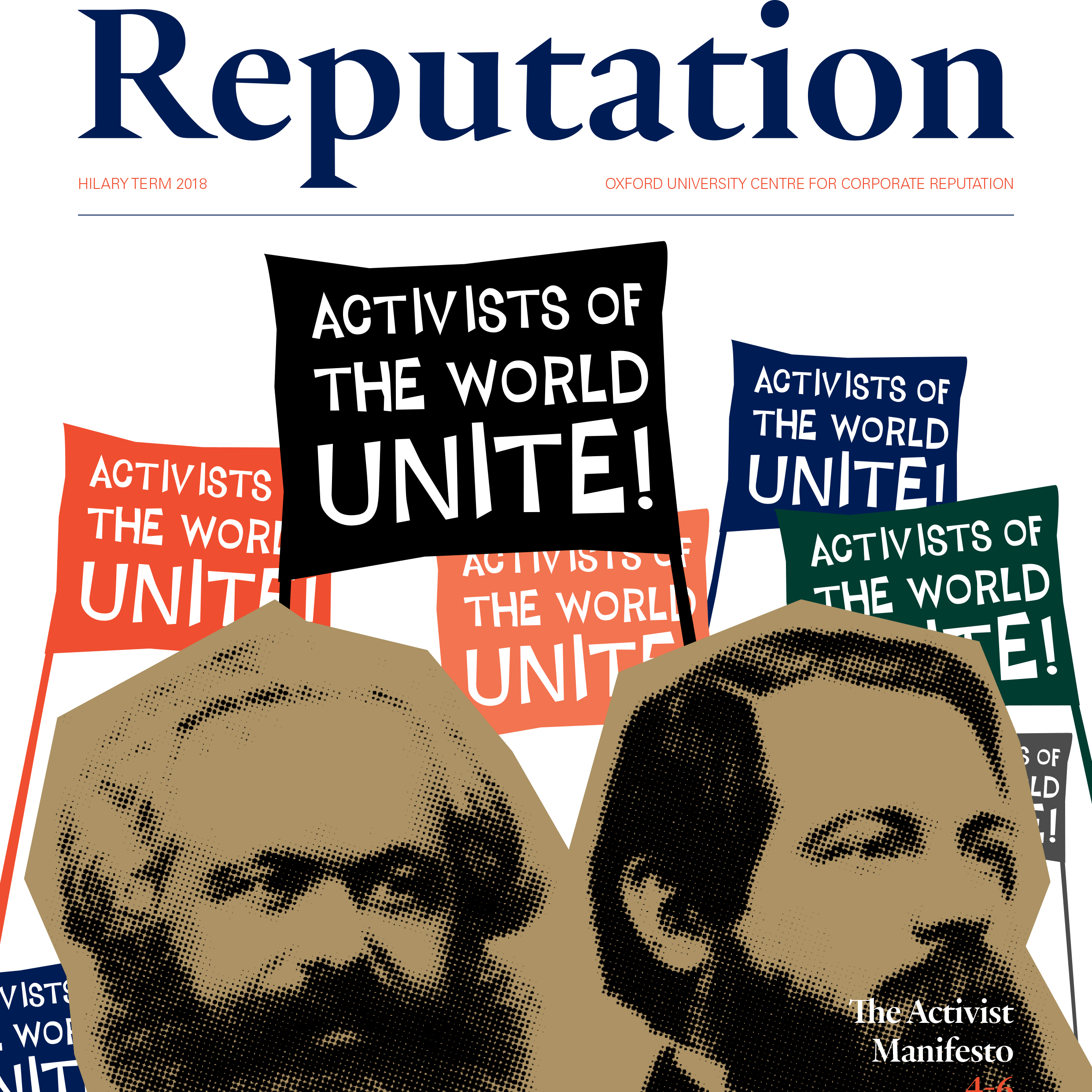 Reputation Issue 21 Cover