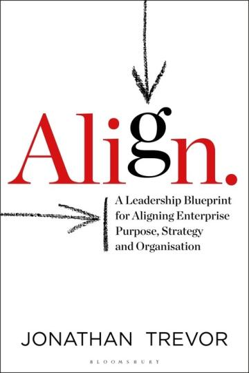 Align by Jonathan Trevor (book cover)