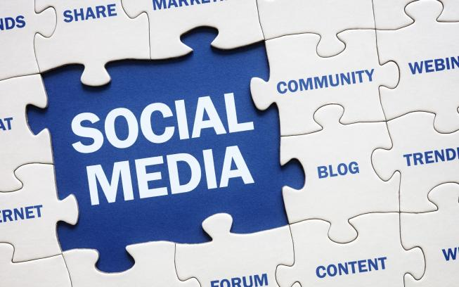 Social media and marketing terms