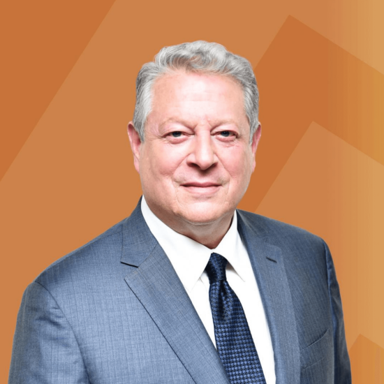 Al Gore joins the Oxford MBA GOTO Climate Action Summit on Friday 1 May