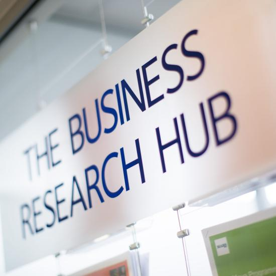 The Business Research Hub