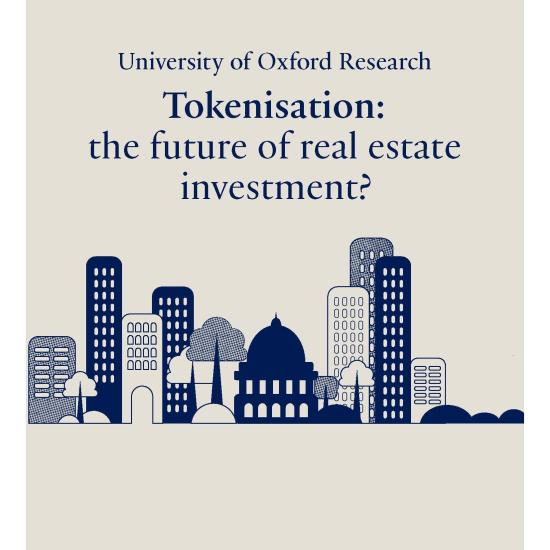 Tokenisation report front cover