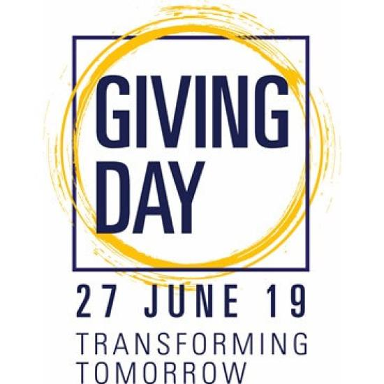 Oxford Saïd Giving Day 2019