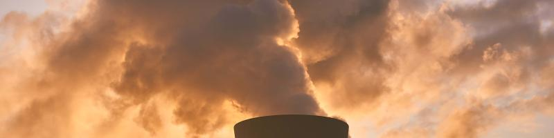 Power plant and carbon emissions